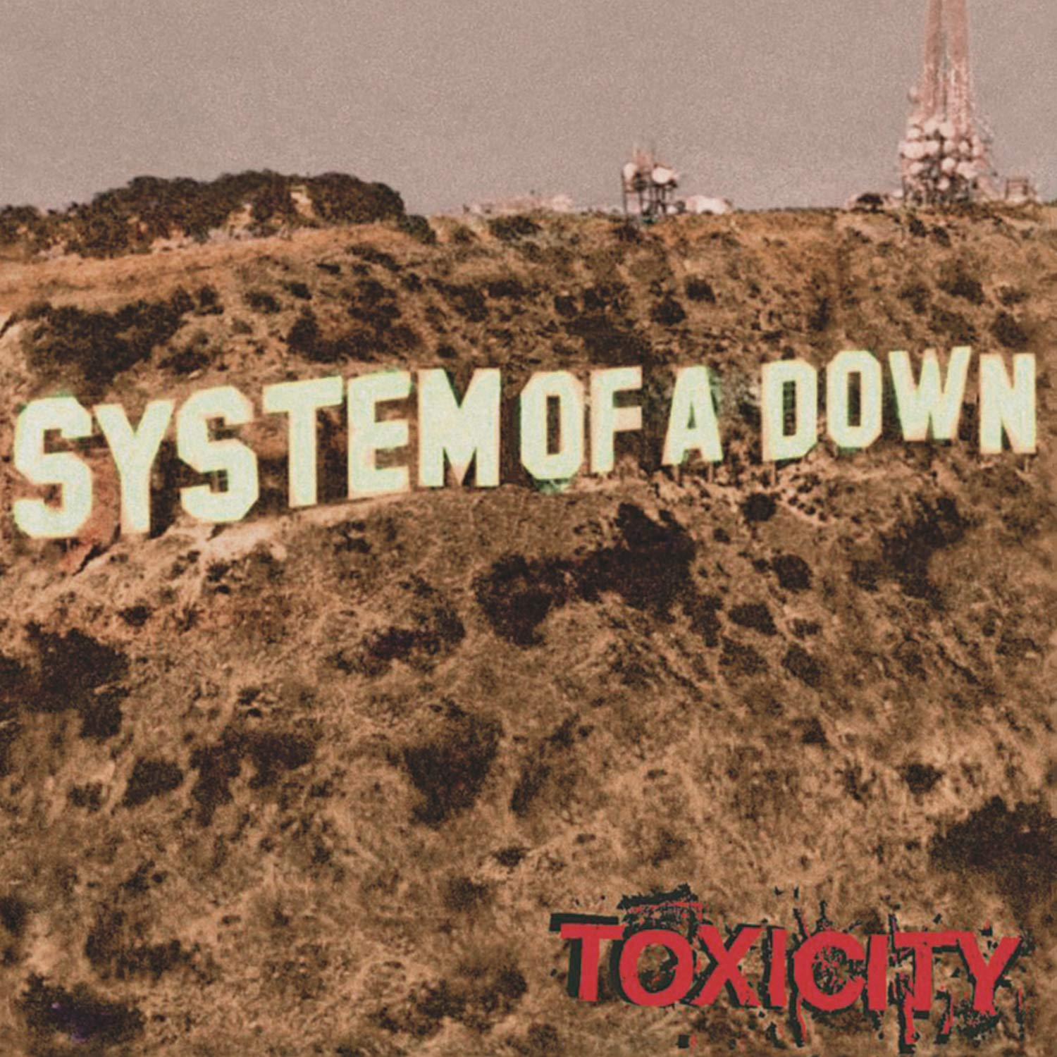System Of A Down - Toxicity [Japan Edition] (2001)
