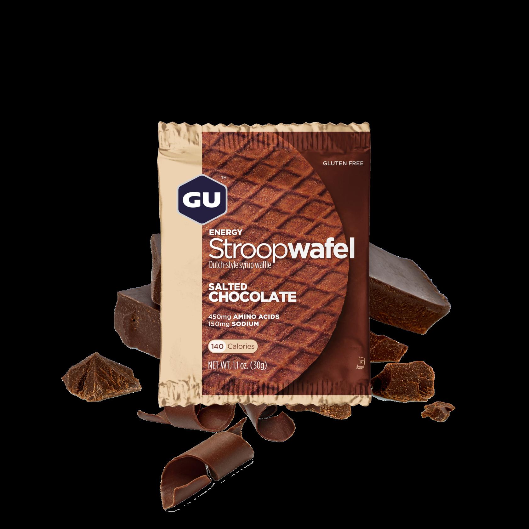 спортивное питание gu energy stroopwafel