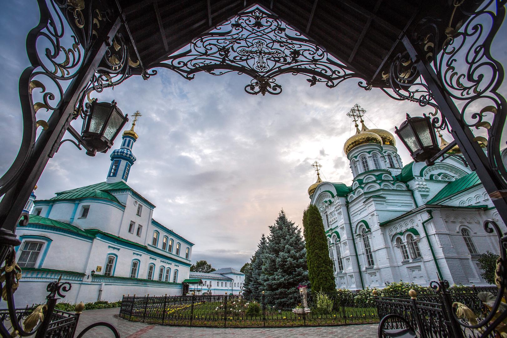Автобусный тур: Казань + Раифа!