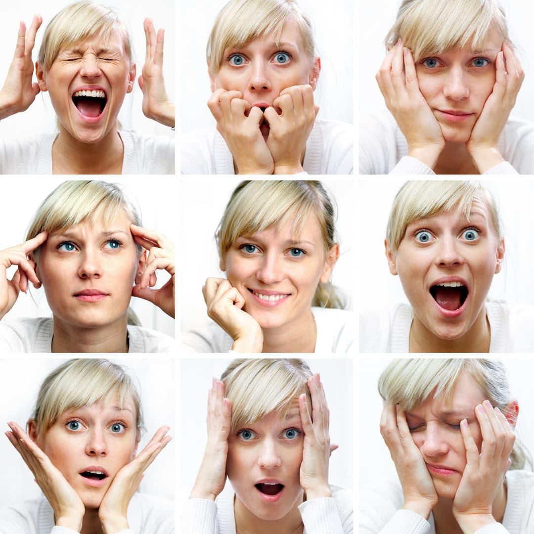 В интернете появился очень интересный тест на распознание эмоций.