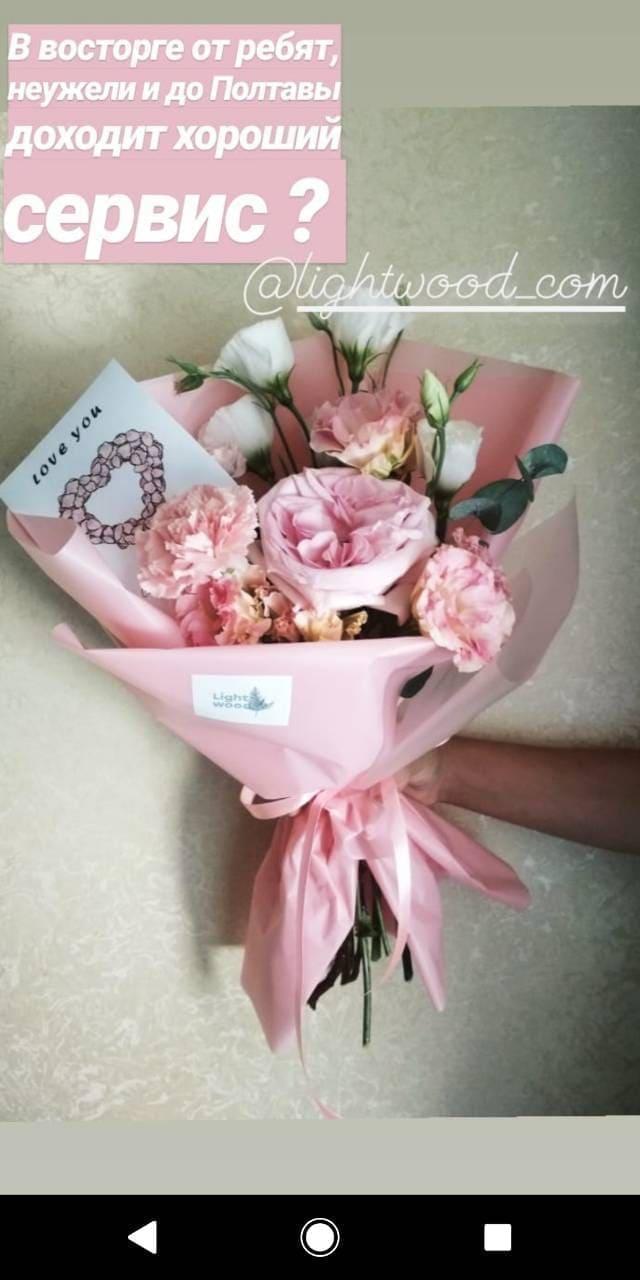 Отзывы цветочной мастерской
