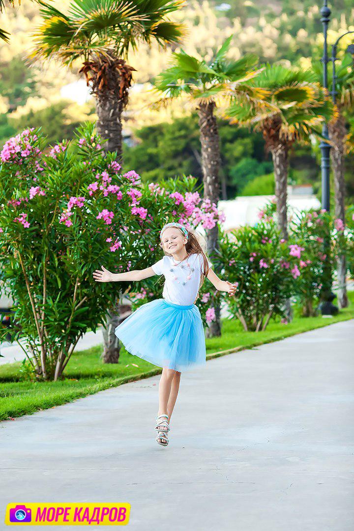 семейная фотосессия в парке Айвазовского Крым