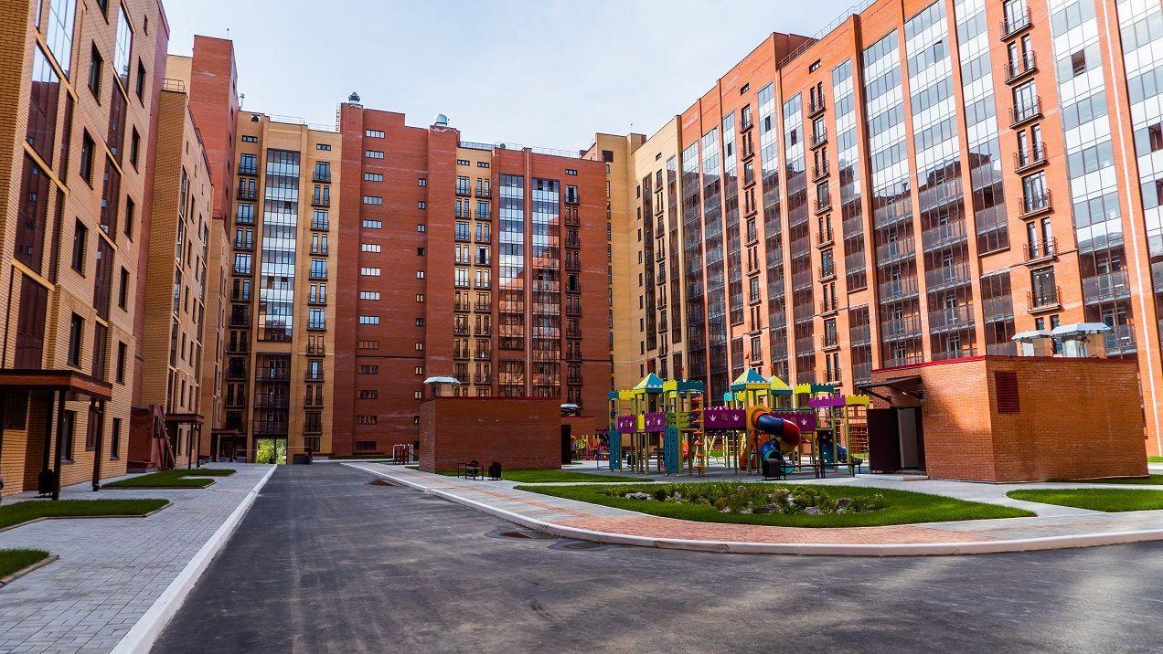 Жилой комплекс стрижи новосибирск фото