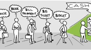 Исследование роли банкоматов и наличных денег в жизни потребителей | Sobakapav.ru