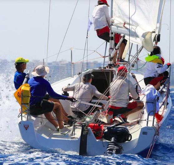 Rodos Cup 2020 | Яхты и места в командах | 528x558