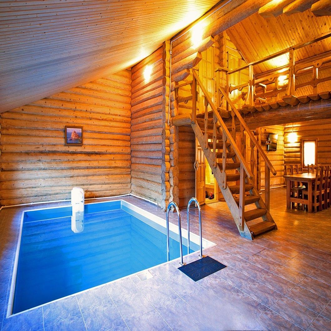 иркутск коттеджи бассейном юбилей на сутки фото занимает