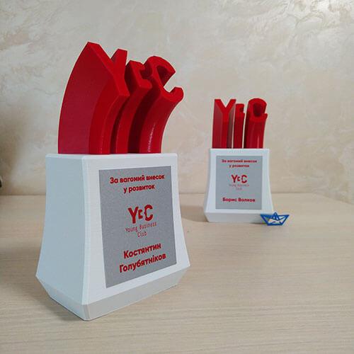 Кубок для фестиваля Barista Camp - Кубки под заказ - Наяву | Nayavu