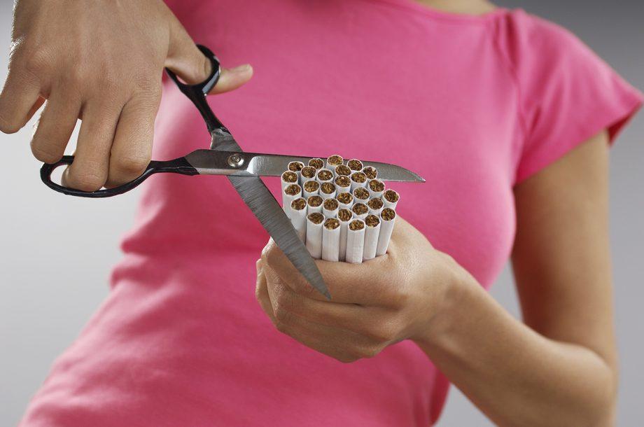 худеть и курить