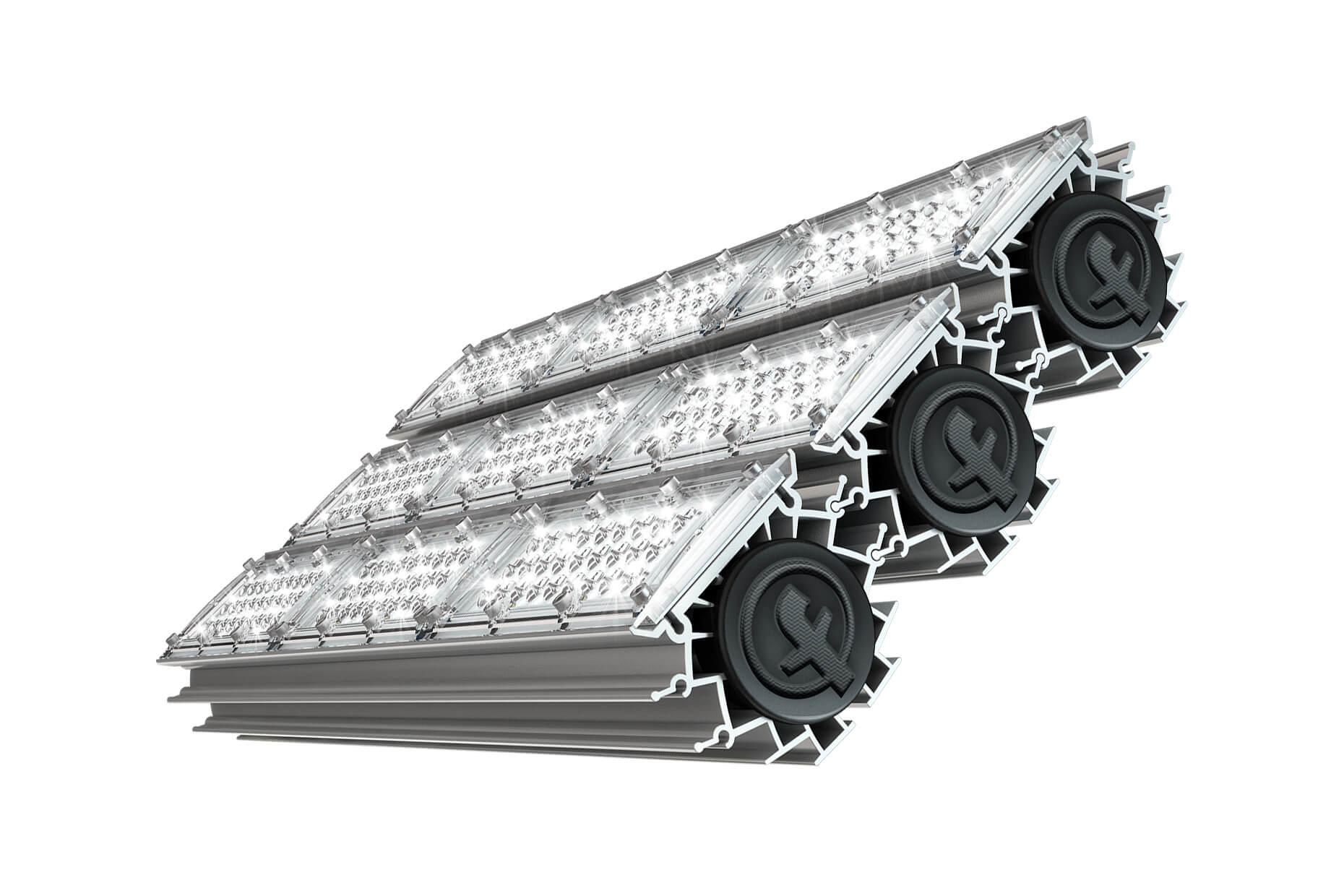 Промышленный светодиодный светильник Fitons Prom 60 вид 2
