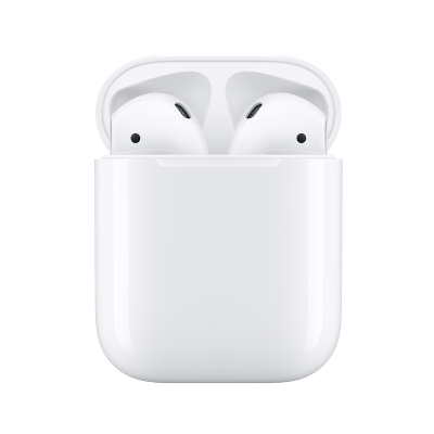 Apple AirPods в кейсі