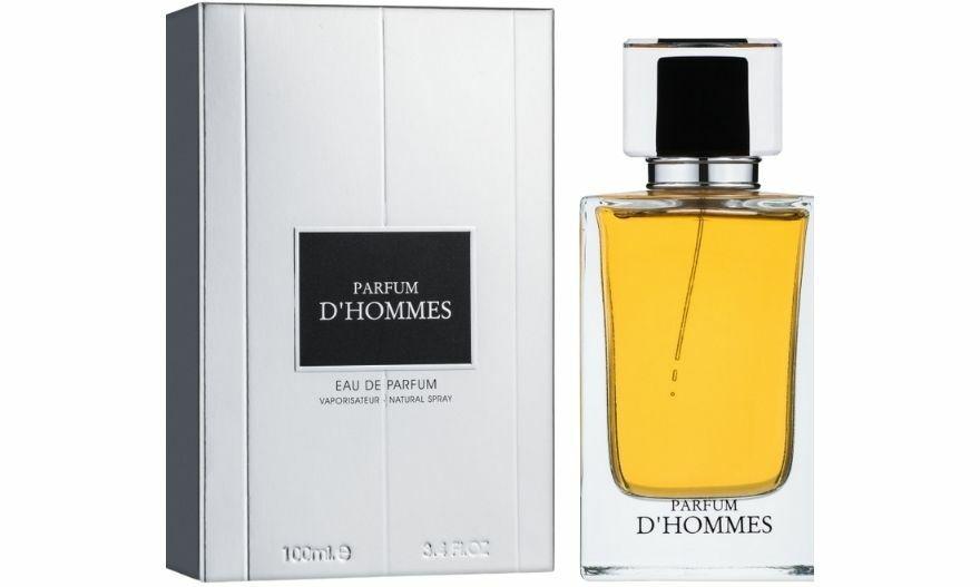 Parfum D`Hommes by Fragrance World - Arabian, Western and Middle East Perfumes - Muskat Gift Shop Kenya