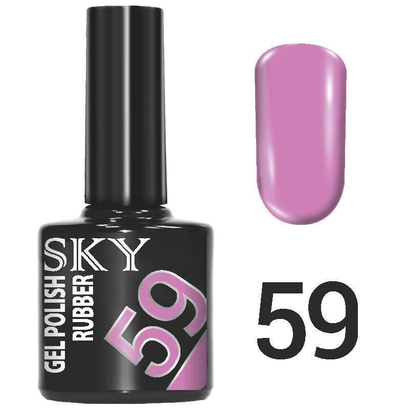 Sky gel №59