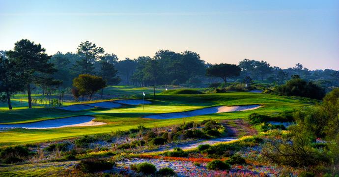 троя португалия гольф поле