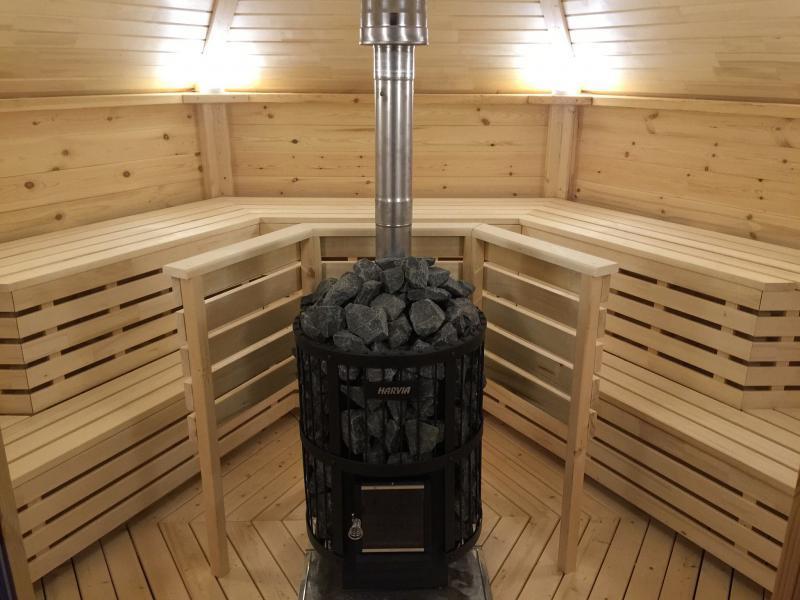 Финская сауна «Kota Sauna 9»