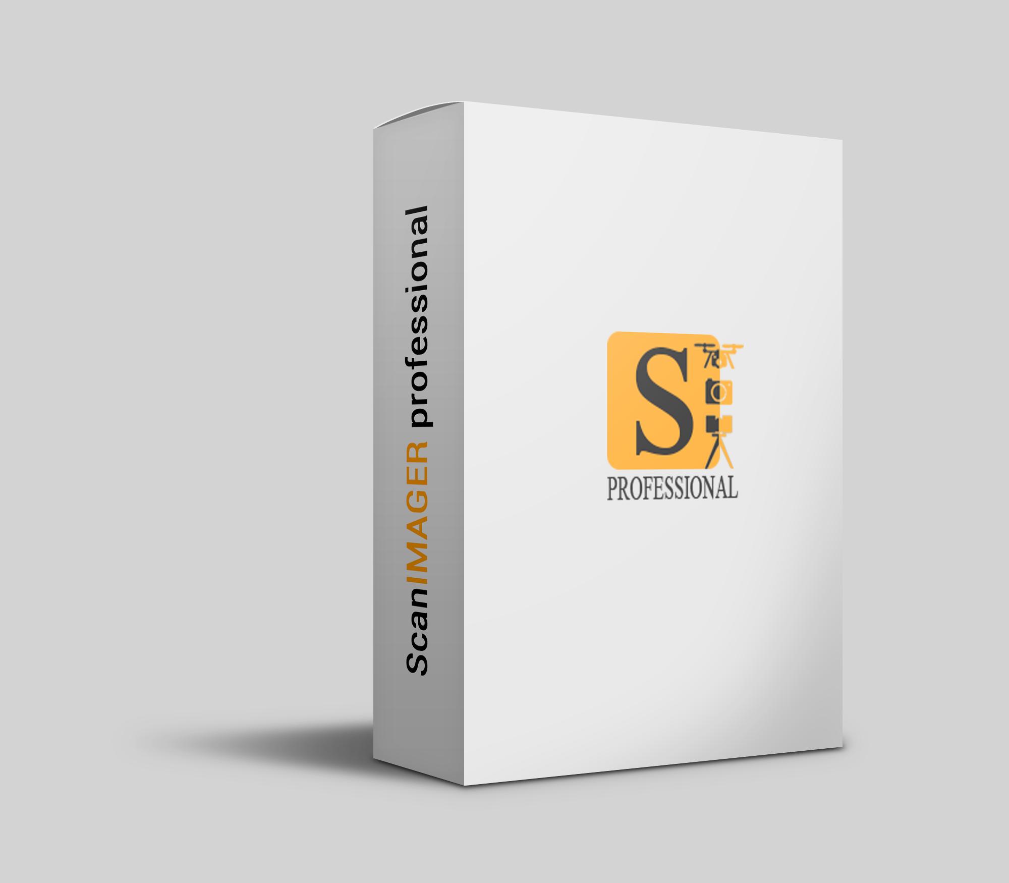 ScanImager professional soft