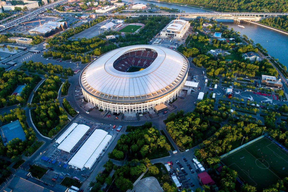 замечательный сборник стадион лужники после реконструкции фото видим