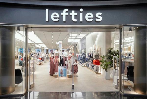 Недорогой бренд одежды Lefties запускает онлайн продажи 3 сентября
