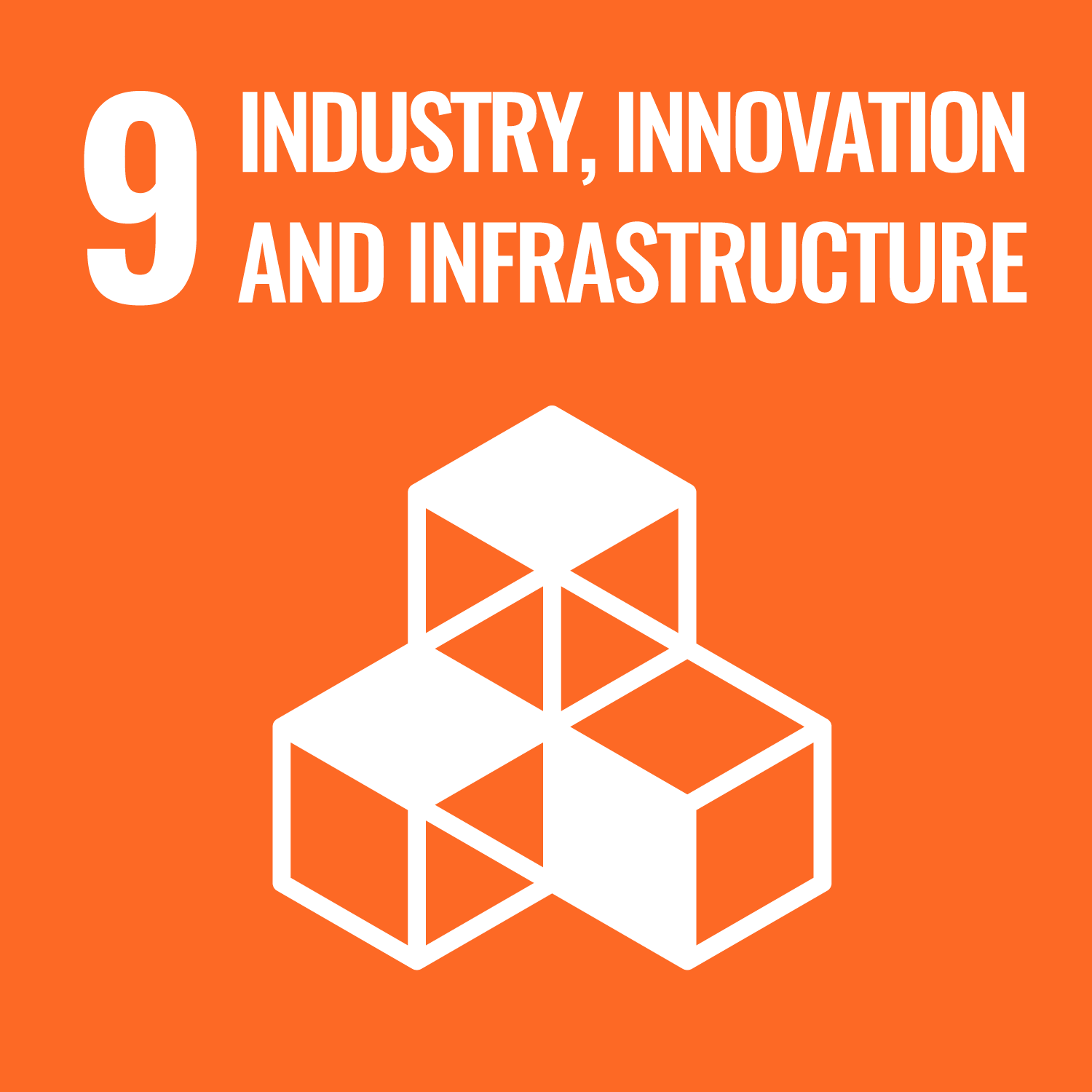 9. Industry, innovation and infrastructure We want to unleash sustainable industrialization and resilient infrastructure that will tackle the climate crisis. How we target this SDG? We developed a near zero construction waste method using additive manufacturing to minimize construction waste going to landfill. We are continuously upgrading our technological capabilities and strategically focus our continuous research and development (R&D) evolution on sustainable solutions.