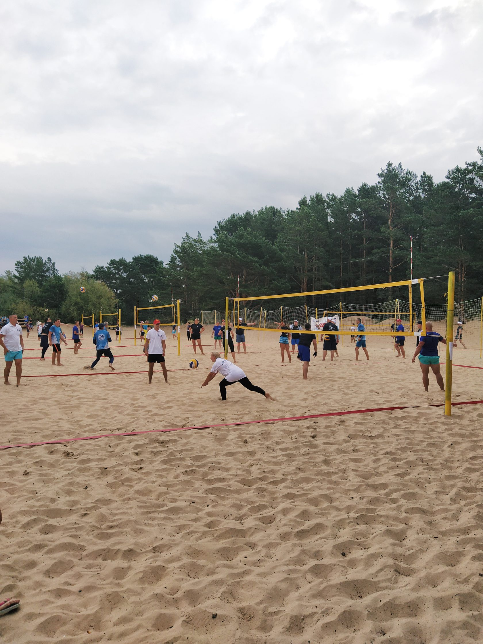 International Maritime Sport Community volleyball
