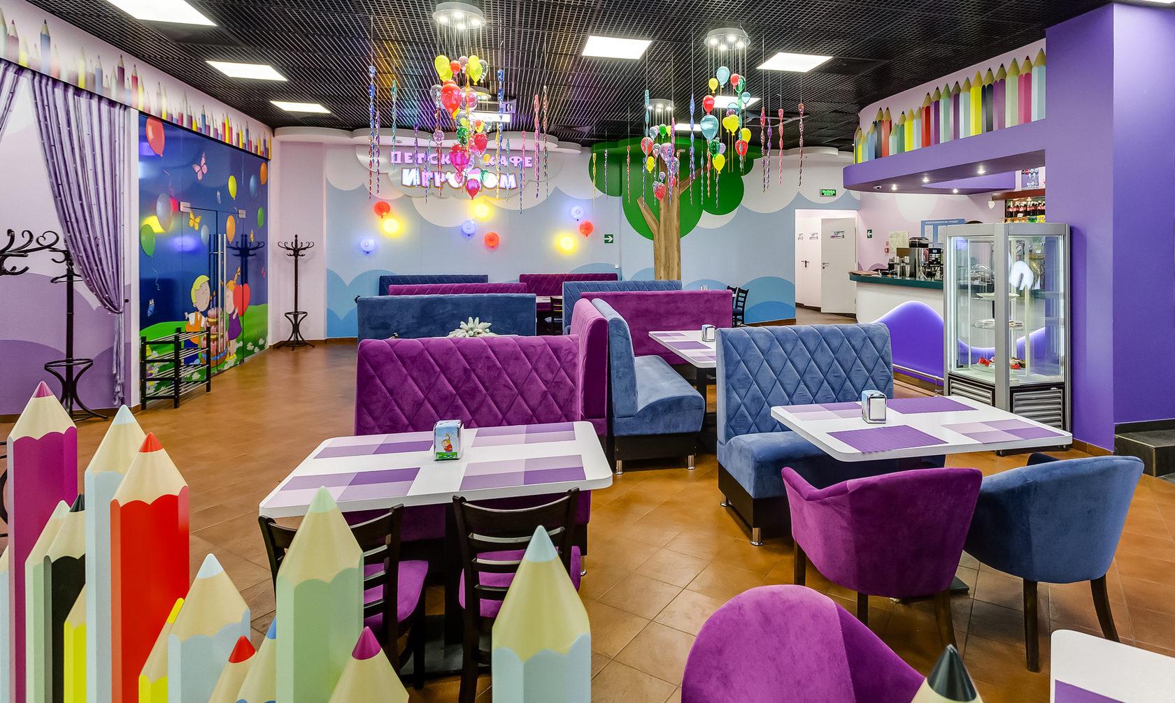 Анимация на день рождения ребенка в ресторане в бутово