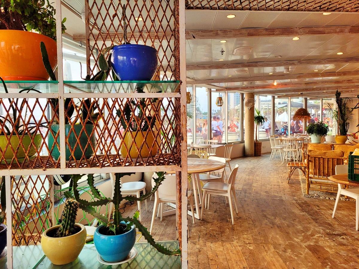Ресторан Лала ленд в Тель-Авиве. Вкусный Израиль.