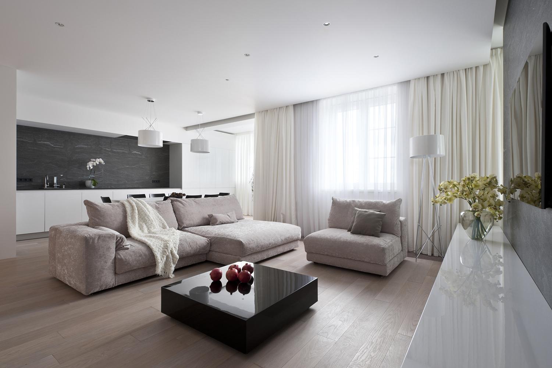 Могут ли матовые натяжные потолки стать удачным вариантом для интерьера