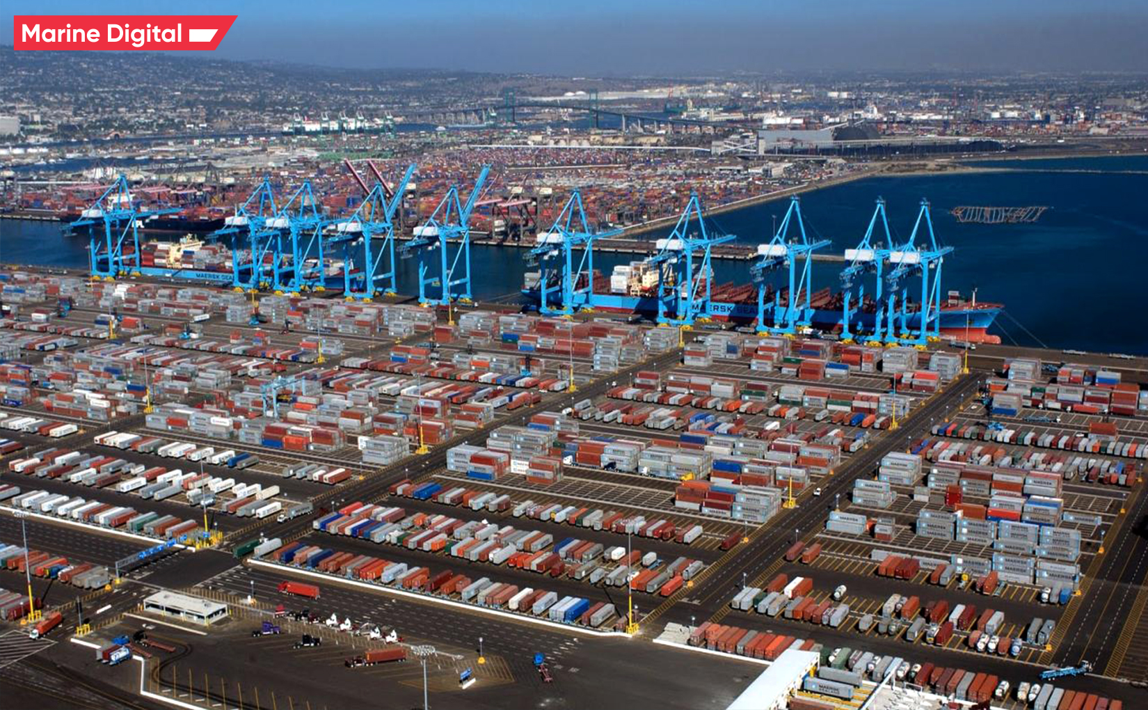 Port of America