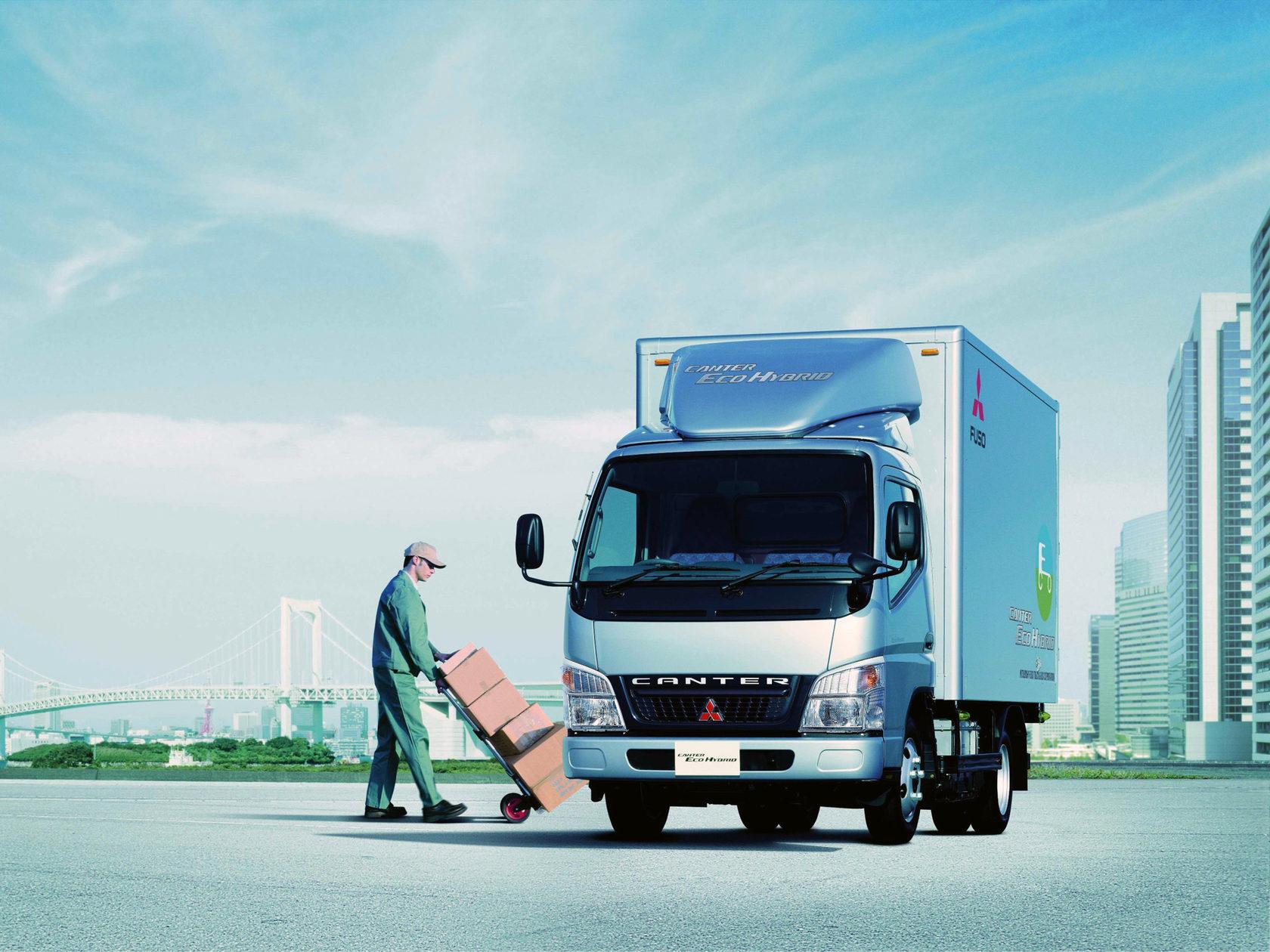 Картинка грузовых перевозок