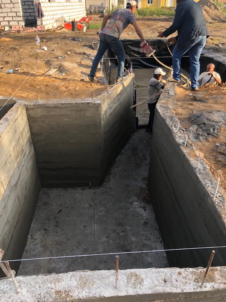 раствор бетона цена за куб