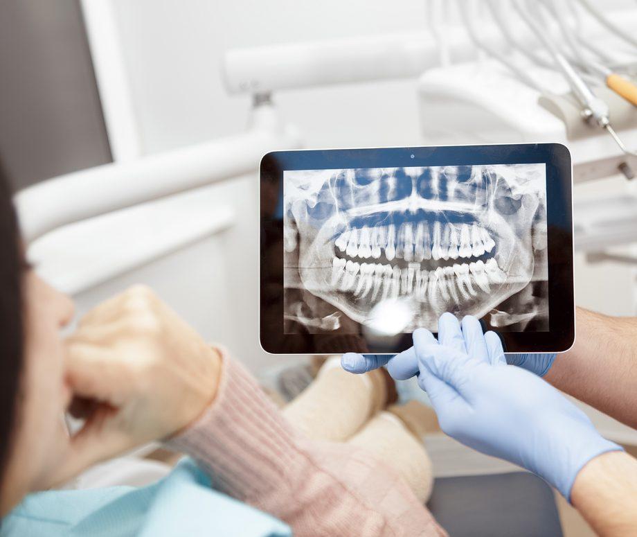 диагностика стоматология