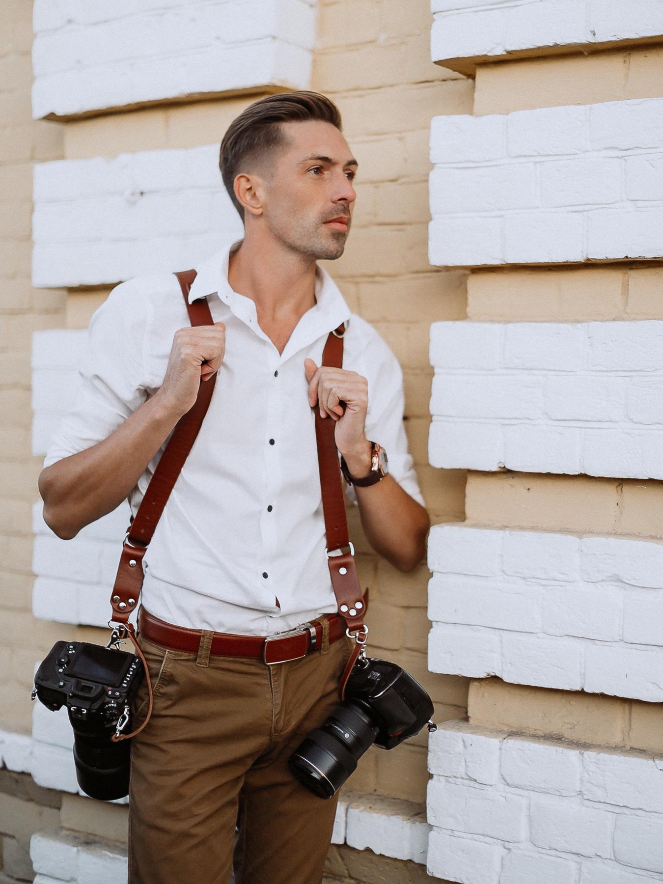 Разгрузка ремень для фотоаппарата розовая мечта