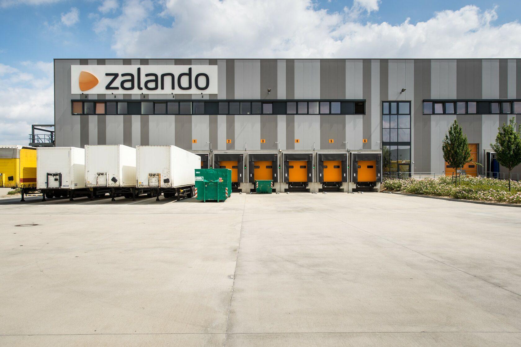Отзывы о работе на складе Zalando