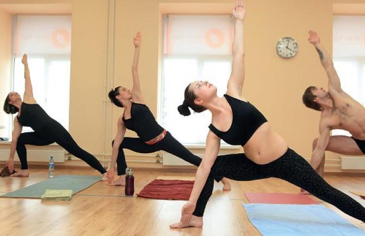Йога индивидуальные тренировки Киев