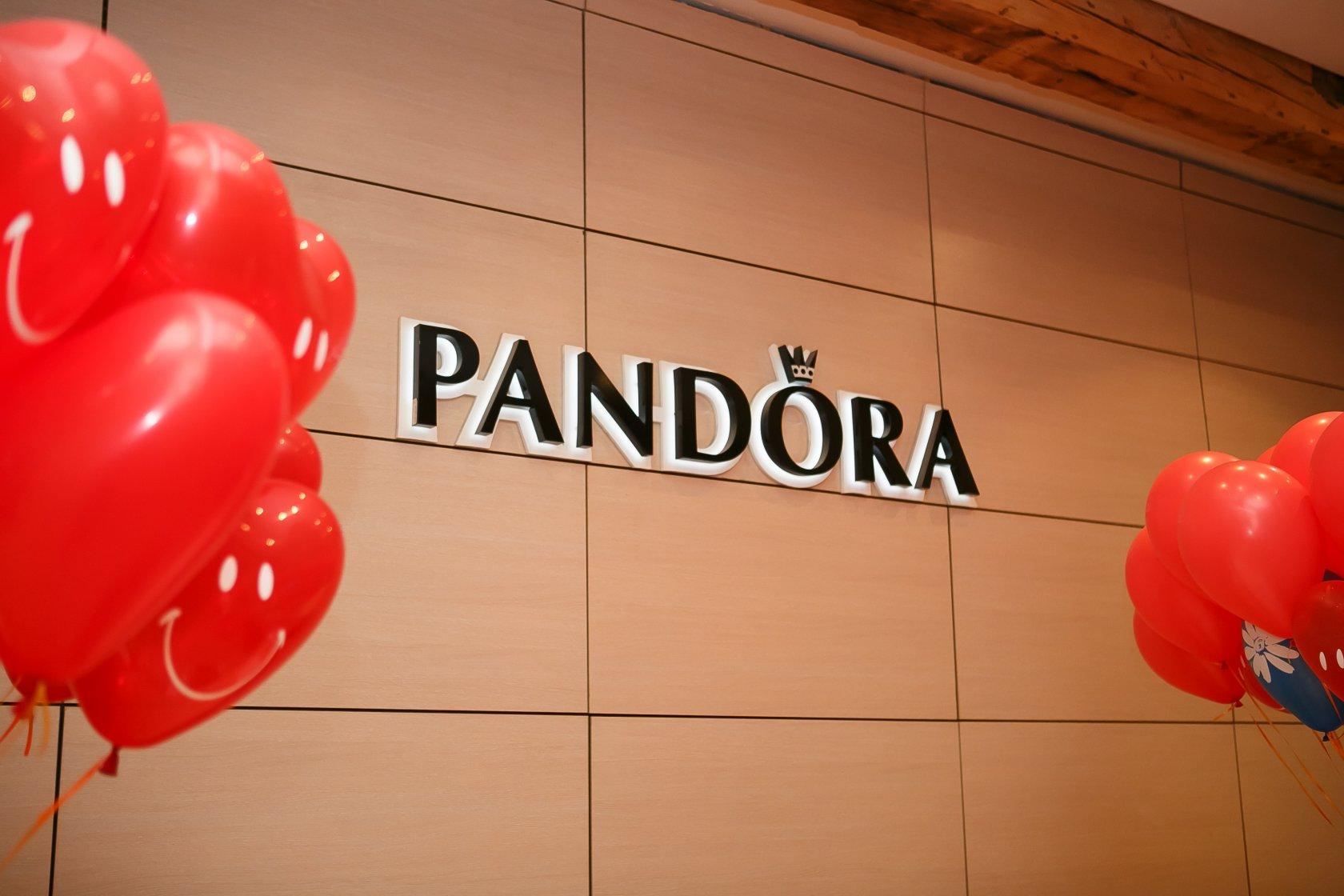 История марки PANDORA