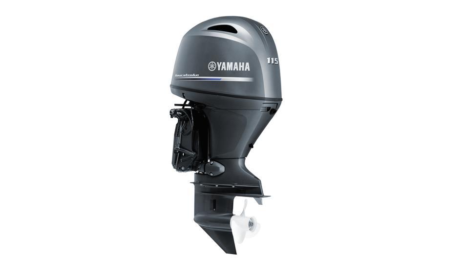 Yamaha F115BETL 115 л.с.