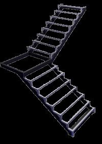 Реклама лестниц на заказ