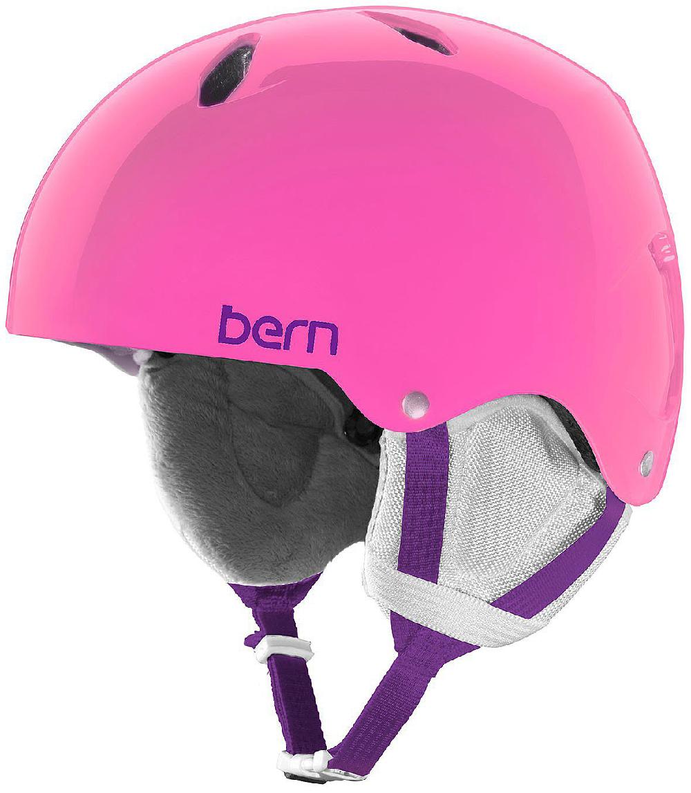 Шлем Bern Team Diabla  Translucent Pink