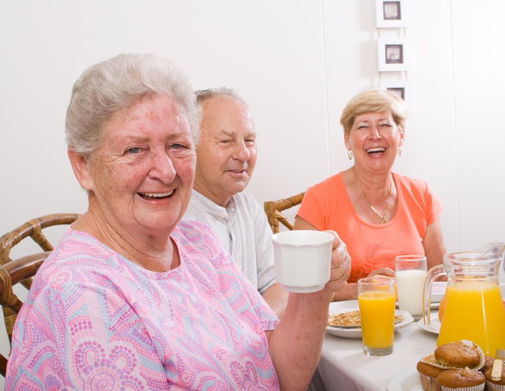 сколько калорий нужно пожилому человеку - меню от спа-манго