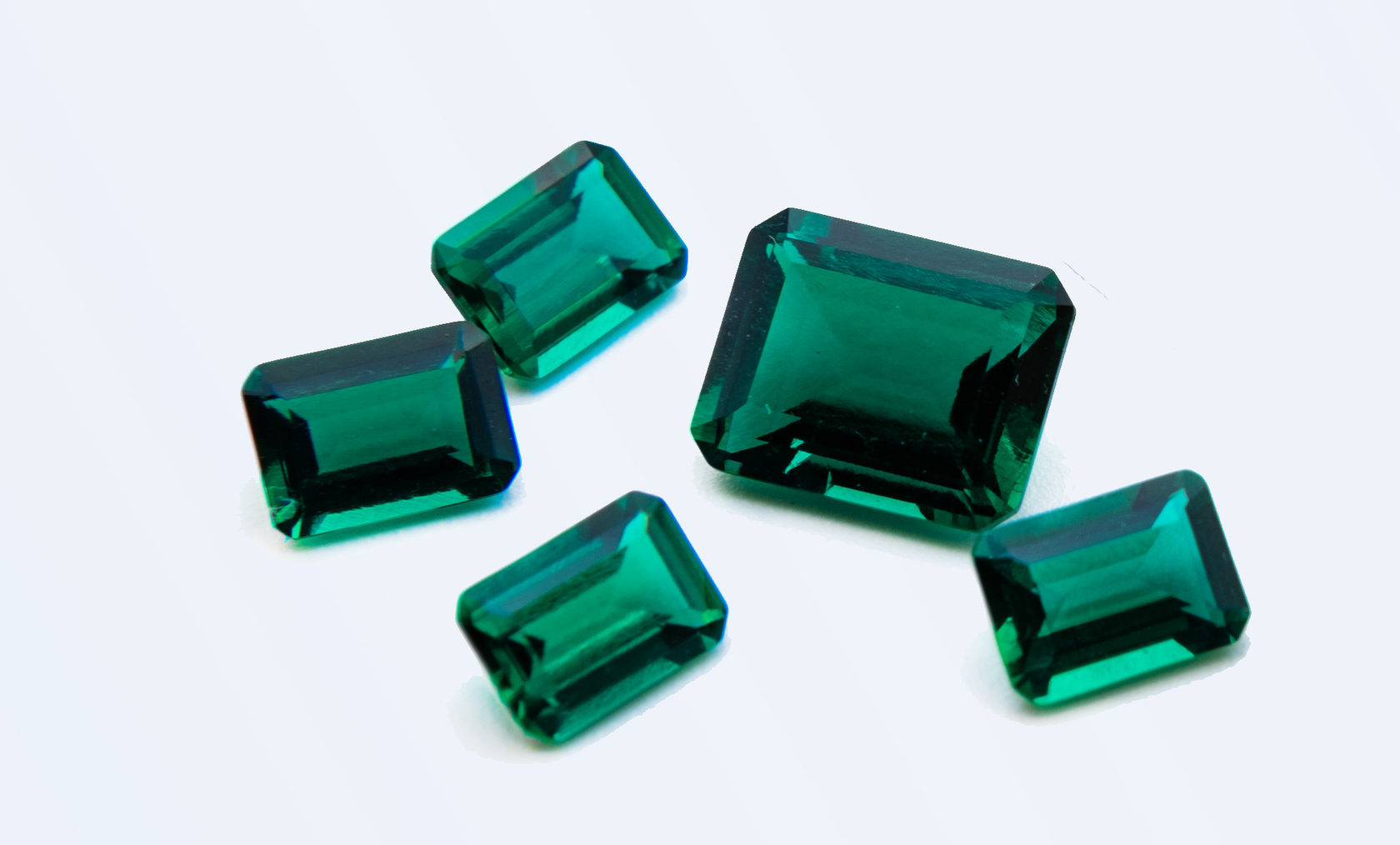 Russian lab created emerald, lab grown emerald | TAIRUS