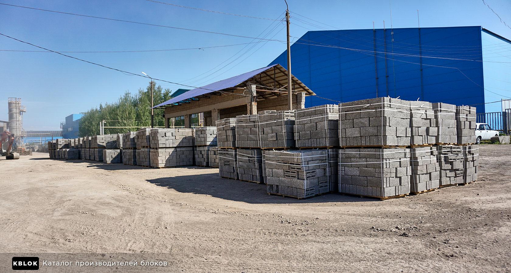 складская территория на ульяновском заводе