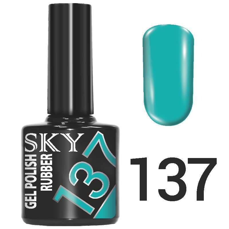 Sky gel №137