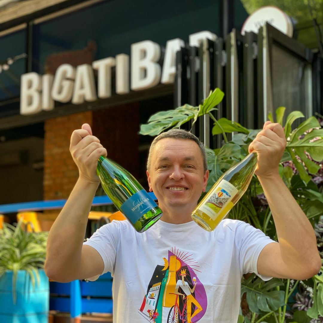 Винный бар Bigati Bar, Москва