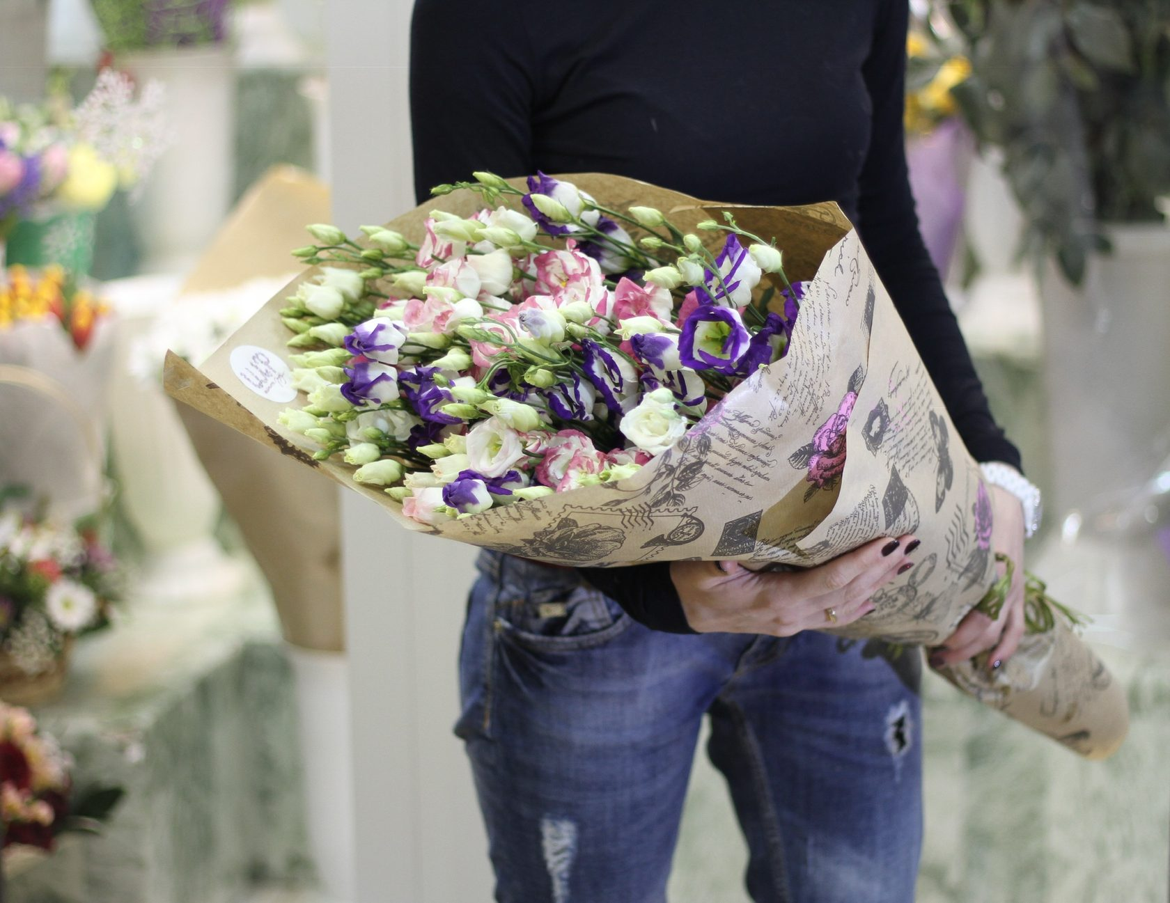 Купить цветы в красногорске в розницу дешево, букет