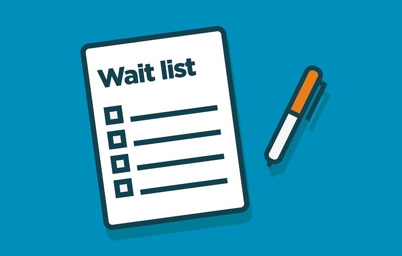 список ожидания университета
