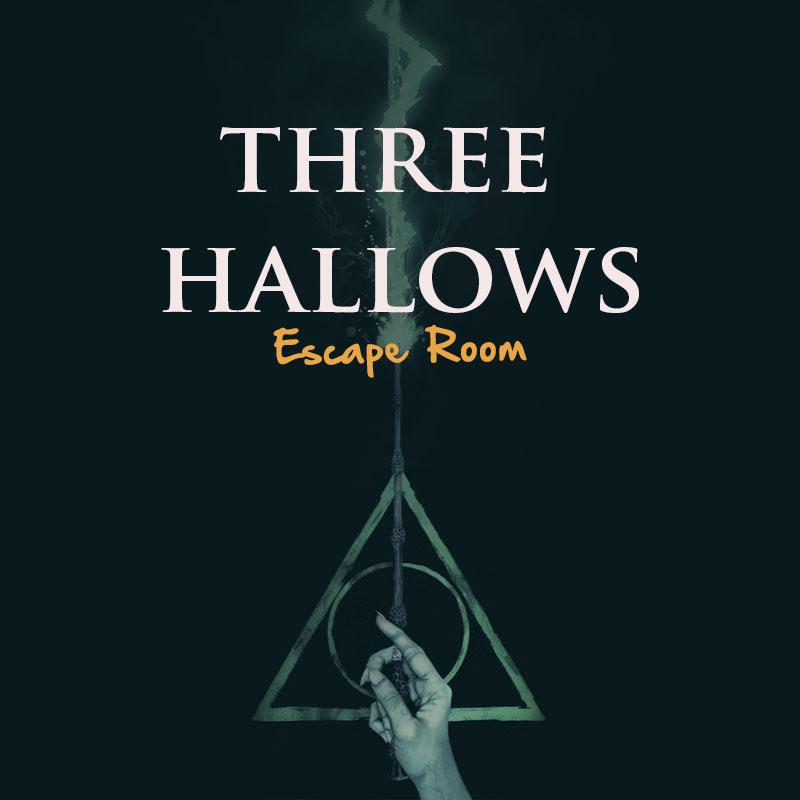 Three Hallows Complete Escape Room Harry Potter Escape