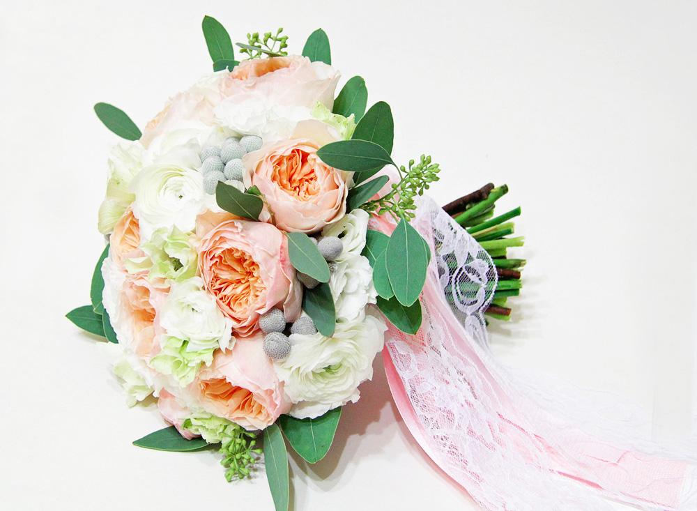 Для невесты, цена свадебного букета в воронеже