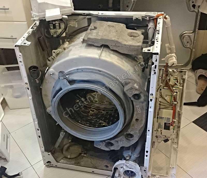 Ремонт стиральных машин Электролюкс в Батайске