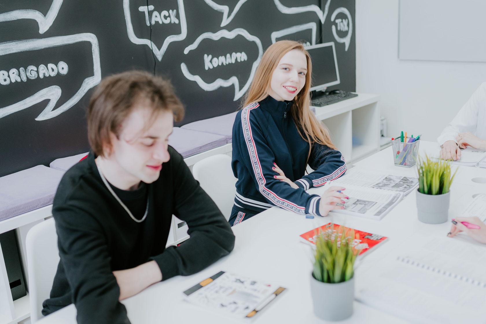 учить разговорный английский язык для начинающих курсы, в Курске