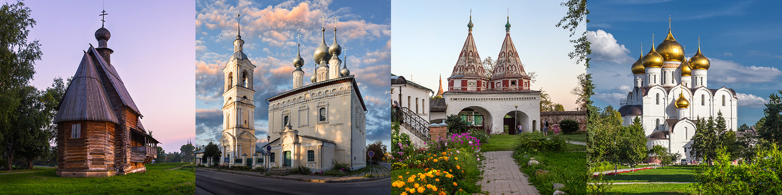 Golden Ring of Russia. Photography tour and workshop