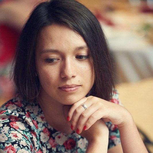 портрет выпускницы Ульяновой Ирины